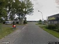 Ambulance naar Prof. van 't Hoffweg in Waalwijk