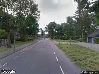 Ambulance naar Zeggelaan in Terheijden