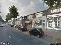 Ambulance naar Glymesstraat in Bergen op Zoom