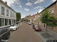 112 melding Ambulance naar Dreef in Breda