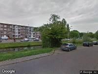 112 melding Brandweer naar Voetiuslaan in Arnhem