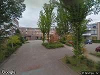 112 melding Ambulance naar Churchillsingel in Vlaardingen
