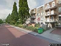 Ambulance naar Diamantlaan in Leiden