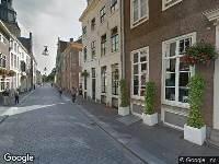 Brandweer naar Lange Hofstraat in Zutphen vanwege brand