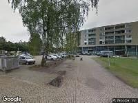 112 melding Ambulance naar Princentuin in Breda