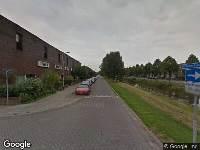112 melding Brandweer naar Bloemenblauwtje in Breda