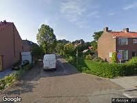 112 melding Ambulance naar Hortensiastraat in Barneveld