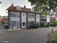 112 melding Ambulance naar Boutensstraat in Breda