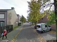 112 melding Brandweer naar Kasteel Kessenichstraat in Maastricht