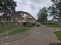 112 melding Brandweer naar Paukenlaan in Nieuwegein