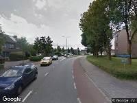 112 melding Ambulance naar Heilaarstraat in Breda