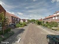 Ambulance naar Prins Willemstraat in Klundert