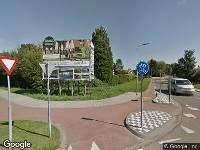 112 melding Brandweer naar Rijsdijk in Rhoon vanwege gebouwbrand