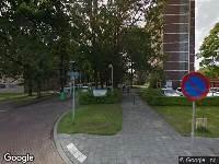 112 melding Ambulance naar Langendijk in Breda