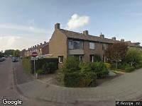 Ambulance naar Van Strijenstraat in Klundert