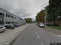 112 melding Ambulance naar Simon Stevinweg in Arnhem