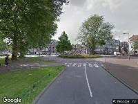 112 melding Brandweer naar Wilhelminapark in Utrecht vanwege afgaan automatisch brandalarm