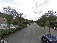 112 melding Ambulance naar Van Wijnbergenlaan in Barneveld