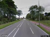 112 melding Brandweer naar Zuiderzeestraatweg in Oldebroek vanwege waarnemen gaslucht