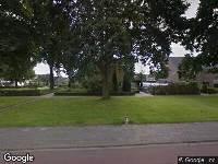 112 melding Ambulance naar Kallenbroekerweg in Barneveld