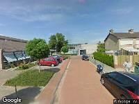 112 melding Ambulance naar Bartus van de Walstraat in Ochten