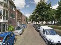 112 melding Ambulance naar Charloisse Kerksingel in Rotterdam