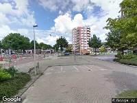 112 melding Ambulance naar Mombassaplaats in Rotterdam