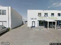112 melding Brandweer naar Tjalk 15 in Lelystad vanwege reanimatie