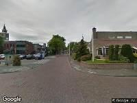 Ambulance naar Abdijlaan in Rijnsburg