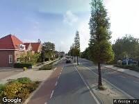 Politie naar Kerkstraat in Kwintsheul vanwege ongeval met letsel