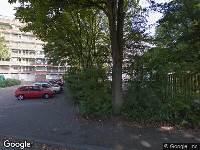 Brandweer naar Isaäc da Costalaan in Delft vanwege een liftopsluiting
