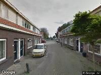 Ambulance naar Talmastraat in Hillegom