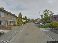 112 melding Brandweer naar De Zeeg in Barendrecht vanwege gebouwbrand