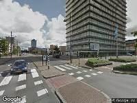 Ambulance naar Steenvoordelaan in Rijswijk