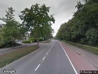Brandweer naar Rhijngeesterstraatweg in Oegstgeest