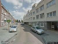 Brandweer naar Watergeusstraat in Rotterdam vanwege wateroverlast