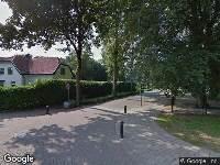 Brandweer naar Vosseveldlaan in Soest