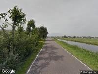 112 melding Brandweer naar Zuideinde in Zevenhuizen vanwege brand