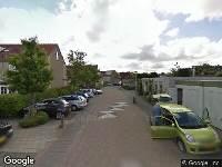 112 melding Brandweer naar Jan Zwartlaan in Oegstgeest
