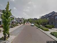 112 melding Ambulance naar Fazantstraat in Krimpen aan den IJssel