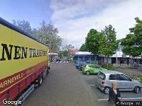 112 melding Ambulance naar Burgemeester Winklerplein in Sliedrecht