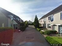 112 melding Ambulance naar Harmonie in Klaaswaal