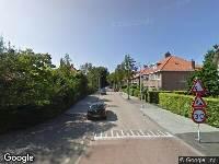 112 melding Besteld ambulance vervoer naar Mauritslaan in Oegstgeest