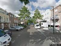 112 melding Brandweer naar Mattenbiesstraat in Rotterdam