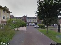 112 melding Ambulance naar Cas Ruffelsestraat in Rotterdam