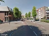 Ambulance naar Kerkstraat in Uden