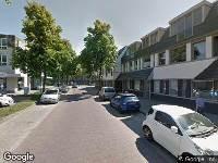 Ambulance naar Margrietstraat in Uden