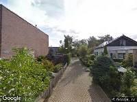 112 melding Ambulance naar Rembrandtlaan in Hazerswoude-Dorp