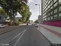 112 melding Ambulance naar Derkinderenstraat in Amsterdam