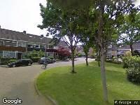 112 melding Brandweer naar Poldermeesterhof in Krimpen aan den IJssel vanwege gebouwbrand